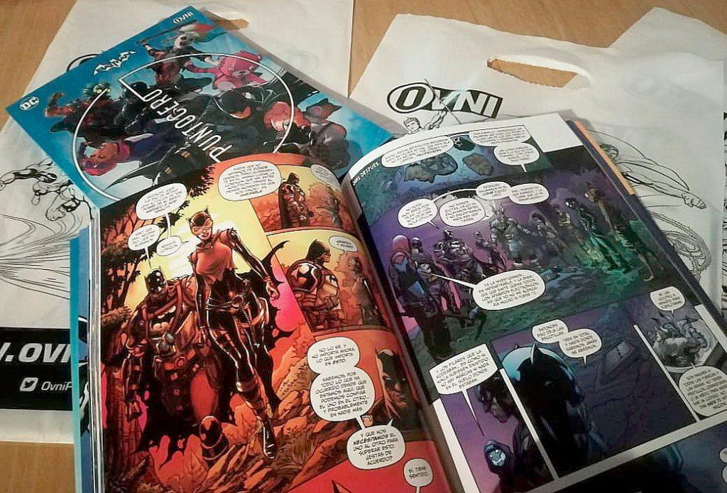 Batman Fortnite Punto Zero Comic Book