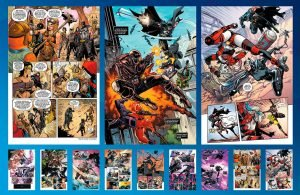 Batman / Fortnite: Punto Cero